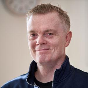 Michael Glans, indehaver af Melfar Web Design